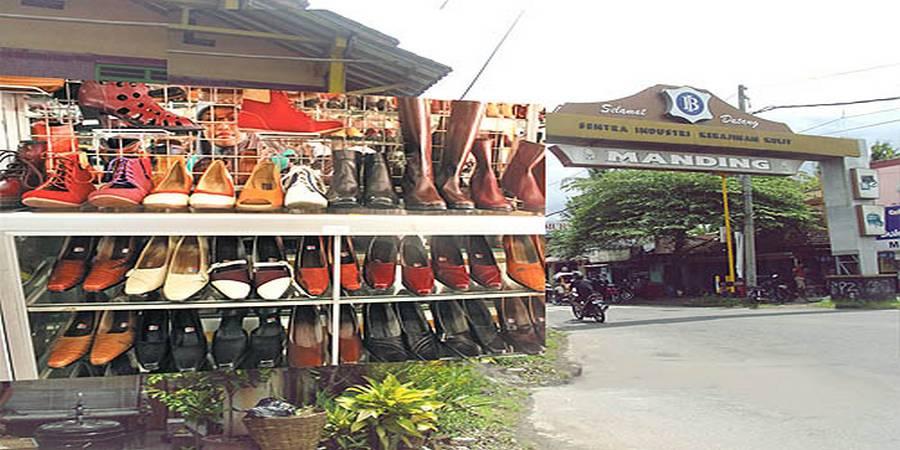 Kampung Sepatu Krian
