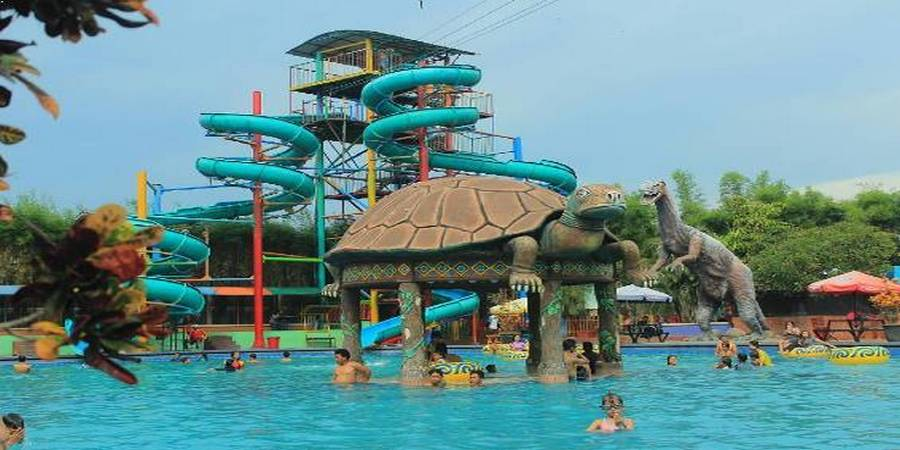 Permata Waterpark Tanggulangin