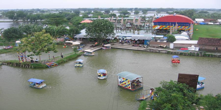 Tempat Wisata di Sidoarjo Delta Fishing