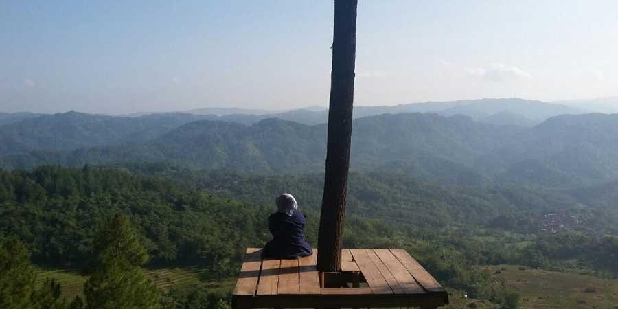 Wisata Bukit Pentulu Indah